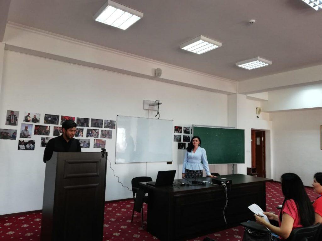 Интерактивная дискуссия с Анной Беркутовой