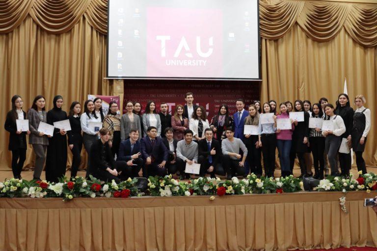 Мы провели конкурс устного последовательного перевода в Нур-Султане